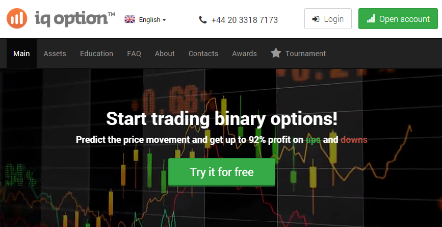 30 seconds binary options trading