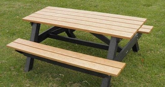 Econo Mizer 6 Foot Picnic Table