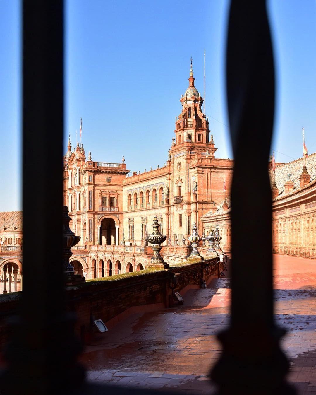 #Sevilla es como soñar con el cielo... #ioeteinviaggioperilmondo