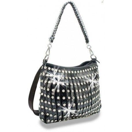 Bling Handbag Heart Love Design Bag - YBL FASHION