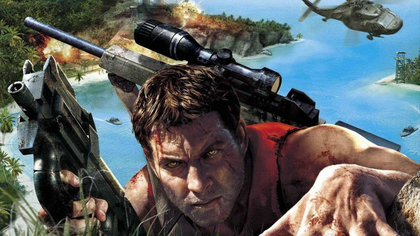 Far Cry 1 San Diego Comic Con Inside Games Weird Stories