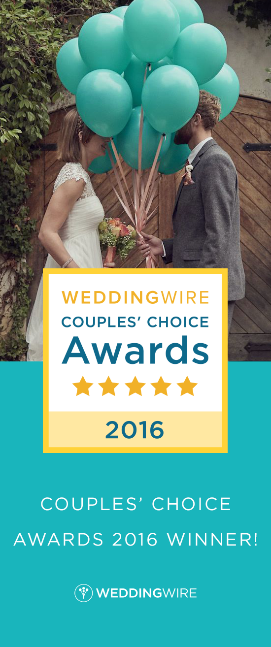 Our Recent Reviews Have Earned Us The Weddingwire Couples Choice Awards 2016 Which Means We Re In The Top 5 Of Wedding Professional Wedding Wire Wedding Dj
