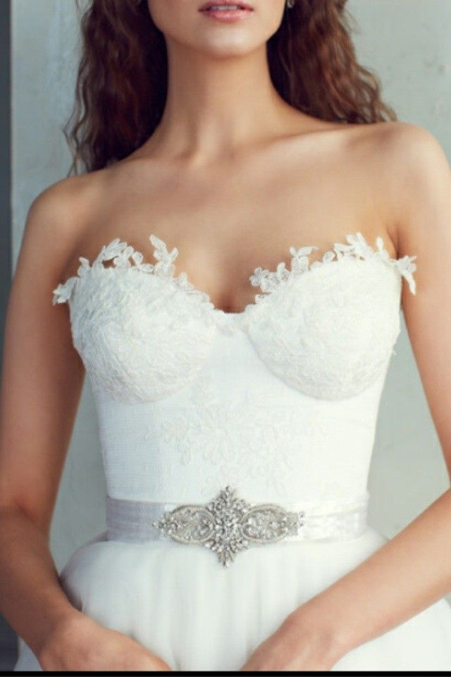 Karen Willis Holmes Brand New - New, Matilda Tulle Size 6 Wedding Dress For Sale | Still White Australia