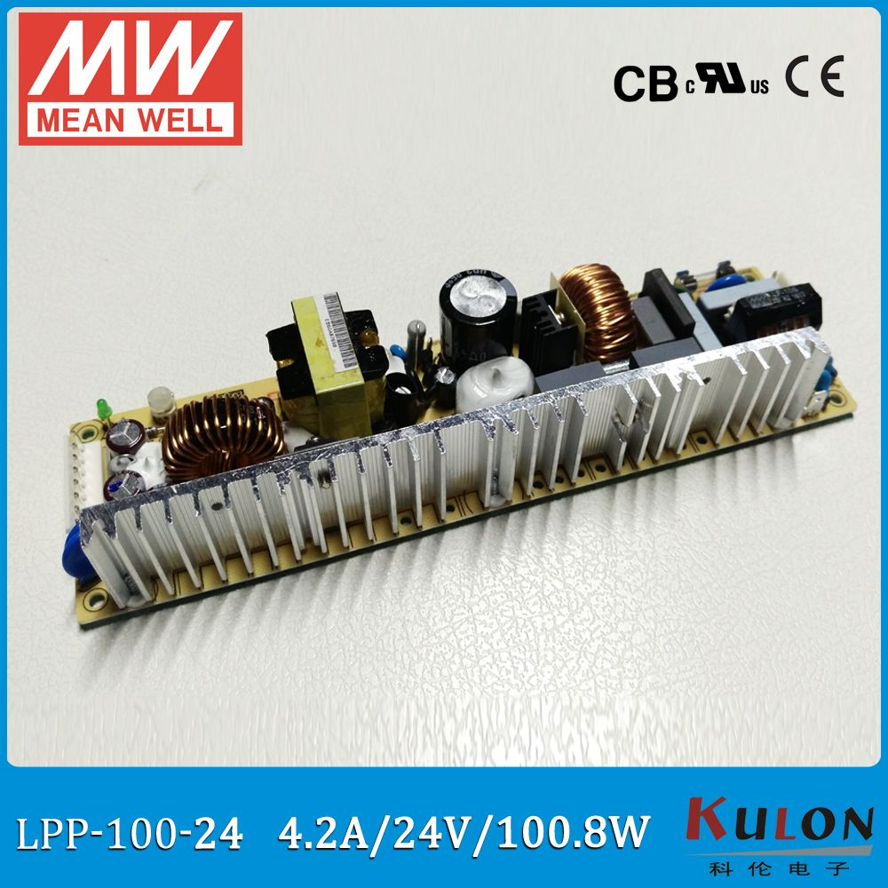 Original MEAN WELL LPP-100-24 single output 4.2A 100W 24V Meanwell ...