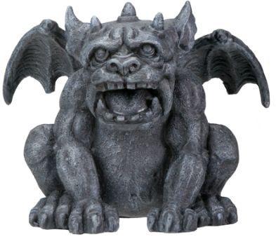 Gothic Gargoyles Fido Gargoyle Statue Sculpture Gargoyles Fantasy Decor