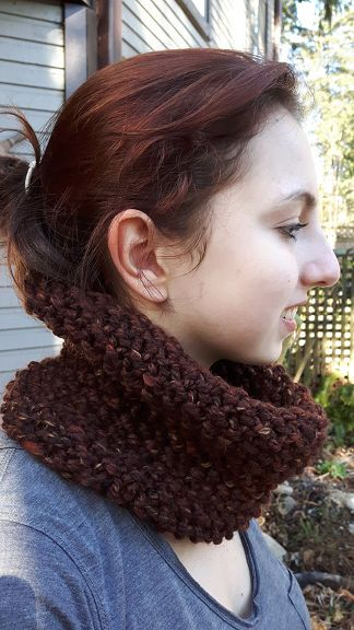 Check out this item in my Etsy shop https://www.etsy.com/ca/listing/519545001/hand-knit-chunky-cowl-scarf-chunky-neck