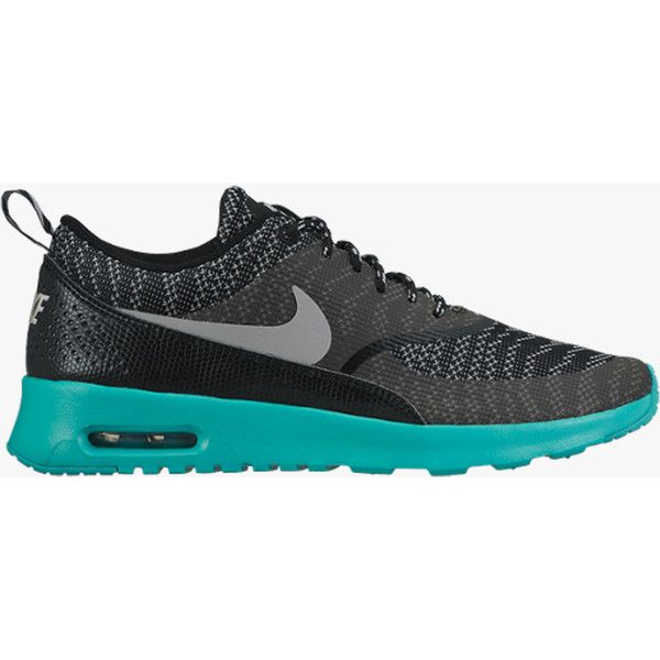 the best attitude 7ef64 774e2 Nike Womens Air Max Thea Jacquard ( 105) ❤ liked on Polyvore featuring shoes ,