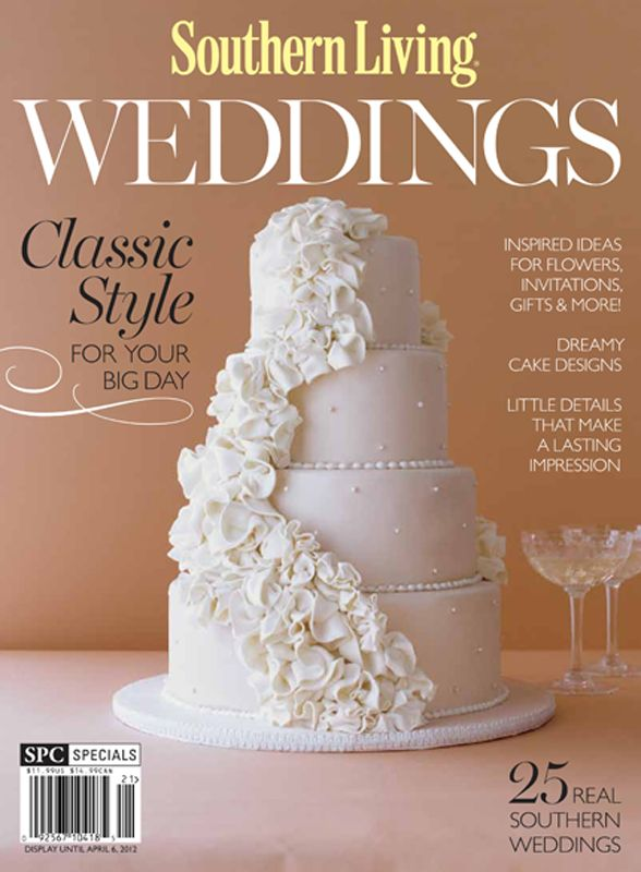 Southern Living Weddings Giveaway Southern Wedding Cakes Wedding Superstitions Extravagant Wedding Cakes