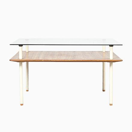 Moderner Couchtisch von Elmar Berkovich für Metz  Co, 1930er Jetzt - Moderne Tische Fur Wohnzimmer