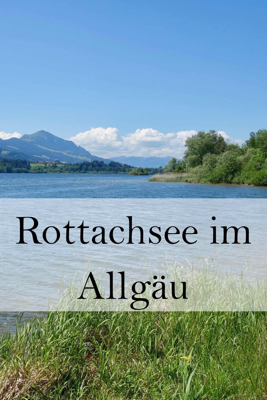 Rottachsee Bei Oy Mittelberg Rundweg In 2020 Allgau Urlaub Urlaub Bayern Urlaub