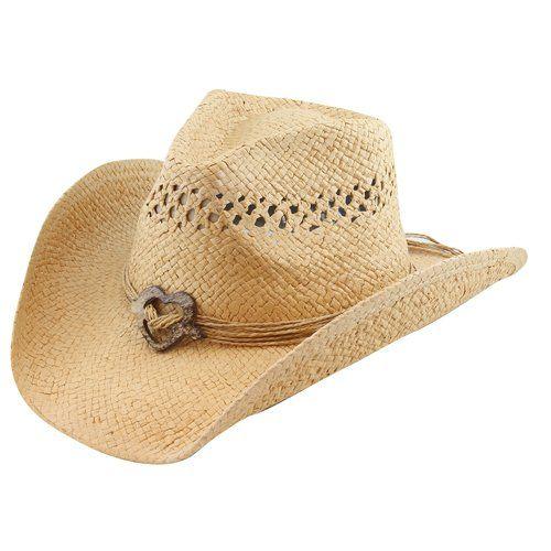 Shyanne Womens Heart Attack Cowboy Hat Bbd1012