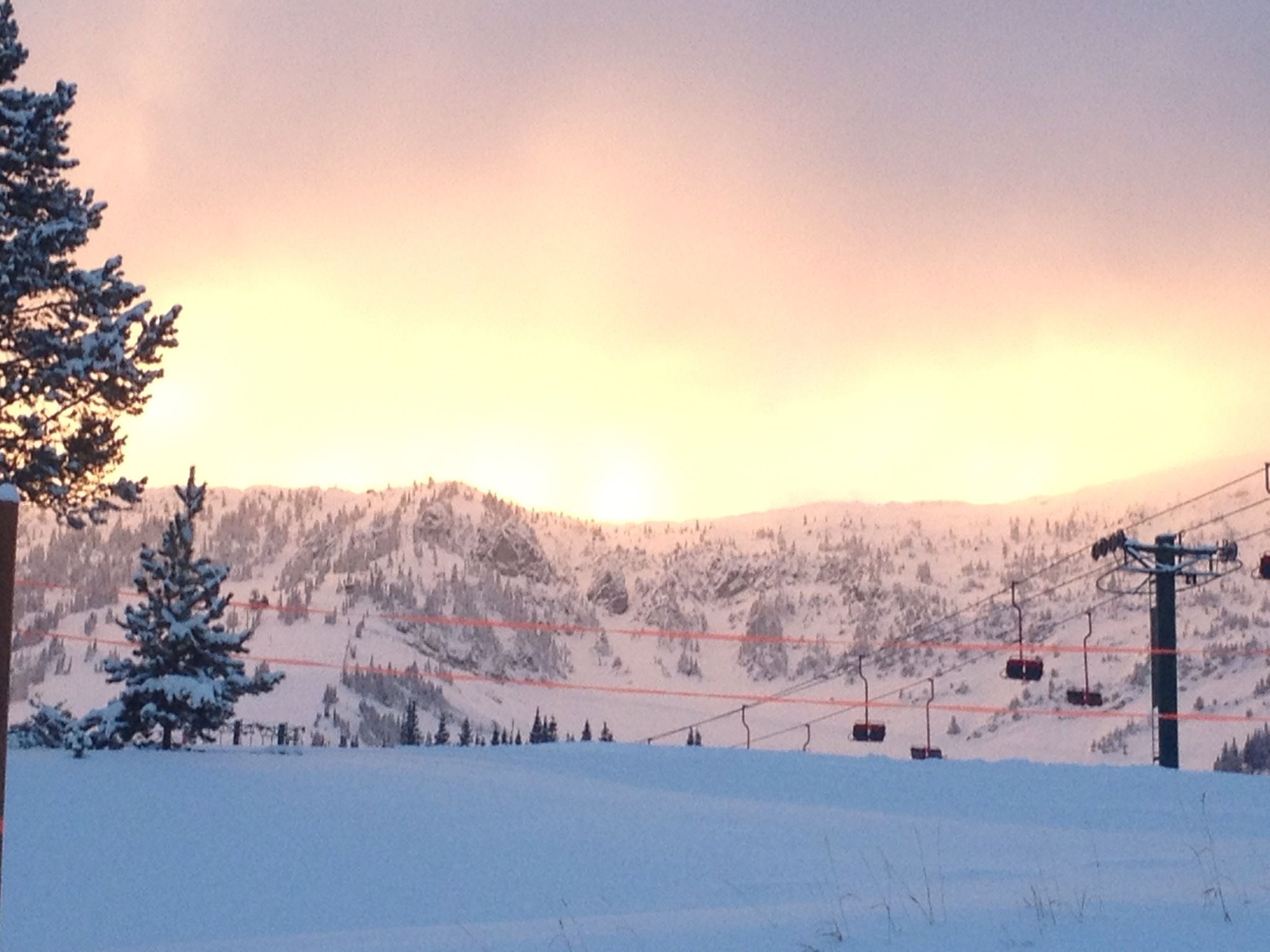 ski chair lift malfunction stakmore folding chairs fruitwood bridger bowl scenery pinterest bowls montana and