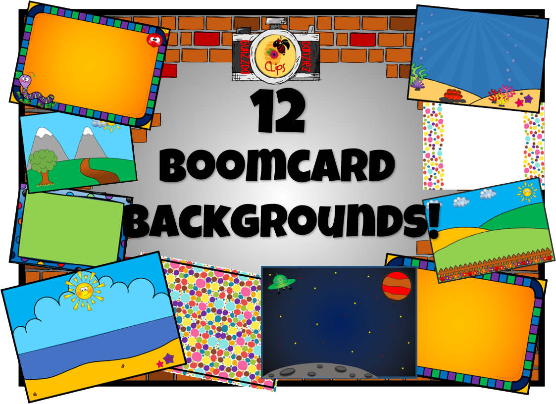 12 Colorful Boomcard Backgrounds Colorful Frames New Teachers Types Of Science [ 816 x 1123 Pixel ]