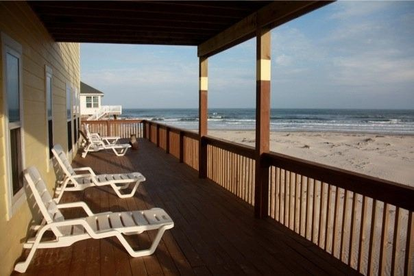 Ocean Front Beach House With Amazing Views Of Both Ocean And Bay San Luis Vacation Rental Alabama Vacation Luxury House