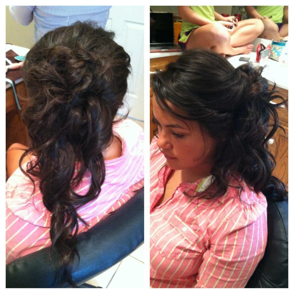 Prom extensions curls u pony updos pinterest extensions