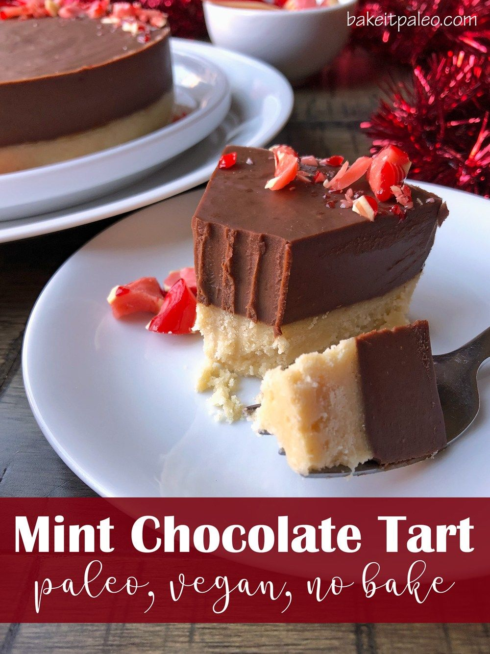 Chocolate Mint Layer Cake Recipe | New Idea Food