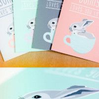 Some Bunny Loves You : Easter Printable