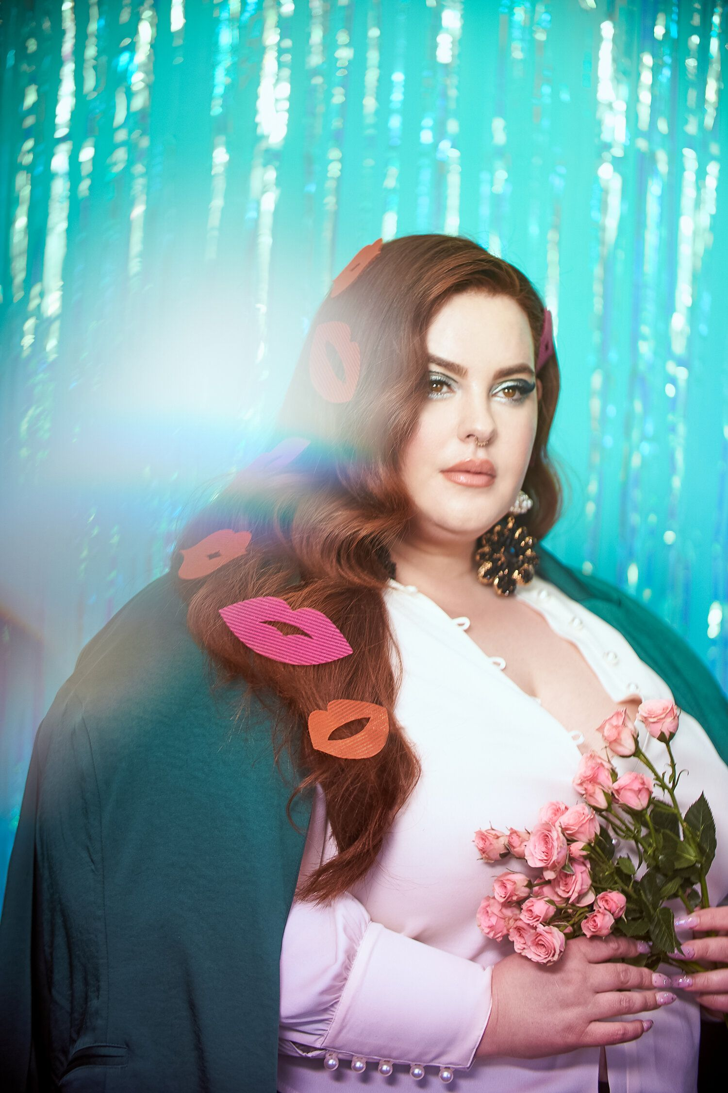 Tess Holliday Self Love Inspired Valentine's Day Shoot for