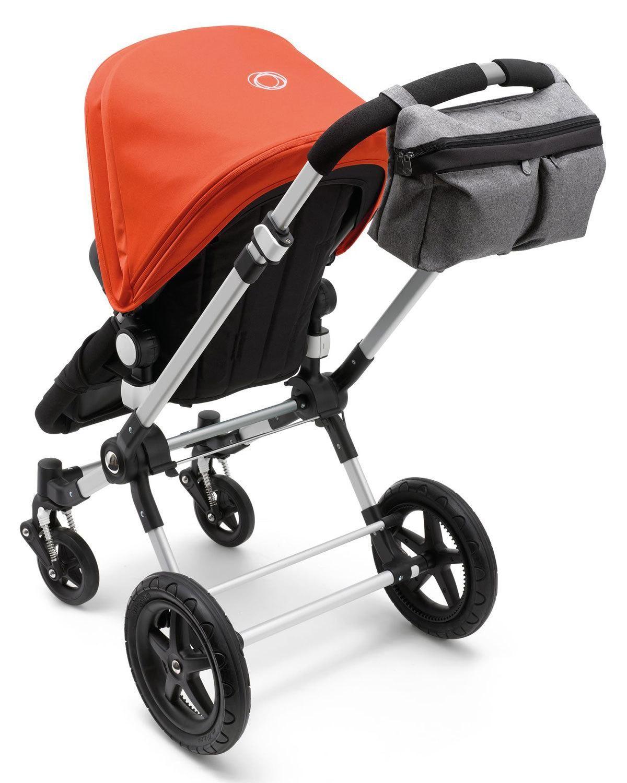 Bugaboo Stroller Organizer, Gray Bugaboo stroller