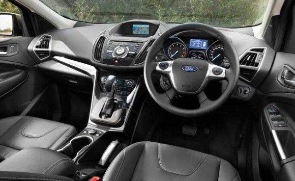 2014 Ford Kuga Interior