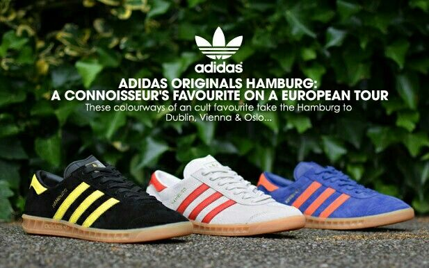 IF I'M FORCED TO CHOOSE MY FAVOURITE ADIDAS OG TRAINERS, I