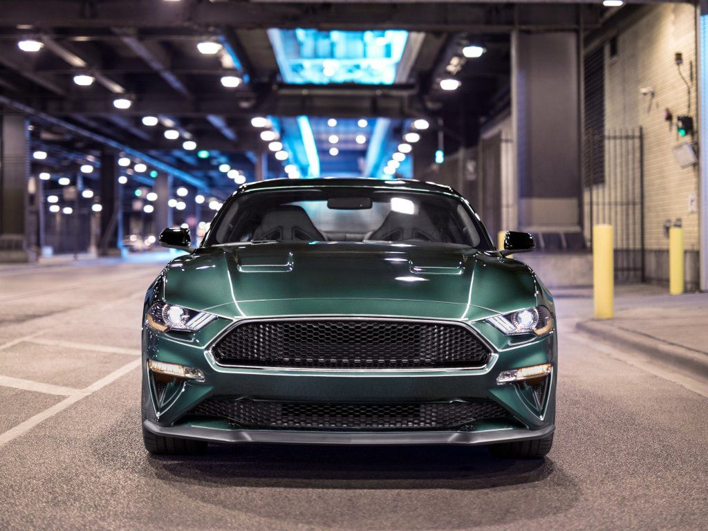 2019 Ford Mustang Bullitt Sports Car Wallpaper Cars