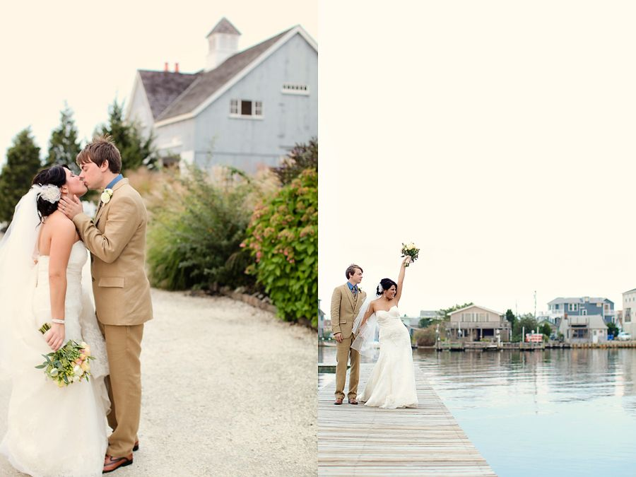 Why not rent an Island for your wedding? Bonnet Island Estate in Long Beach Island, NJ #pinparty