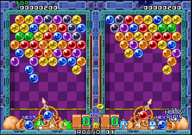 puzzle bobble taito gratuit