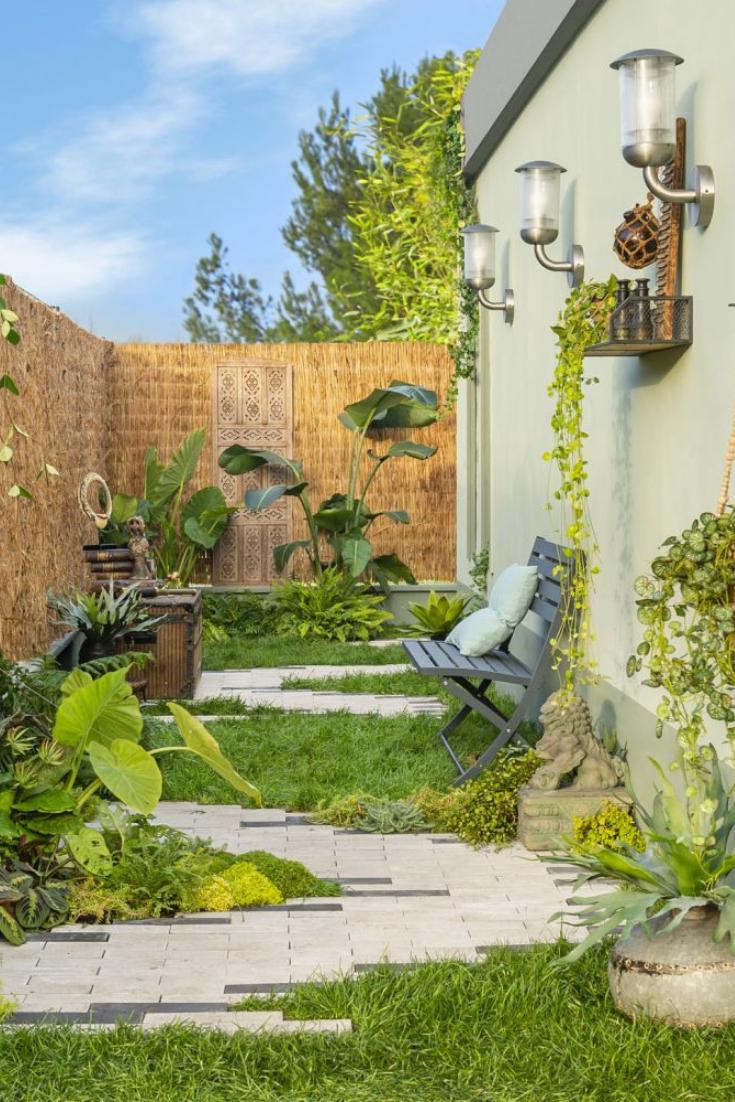 Decoration Allee De Jardin quel matériau choisir pour obtenir des allées de jardin