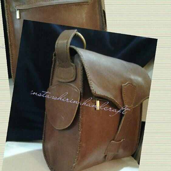 cow leather. hand made