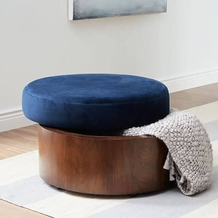 Leather Quilted Ottoman Google Search Upholstery Ottoman
