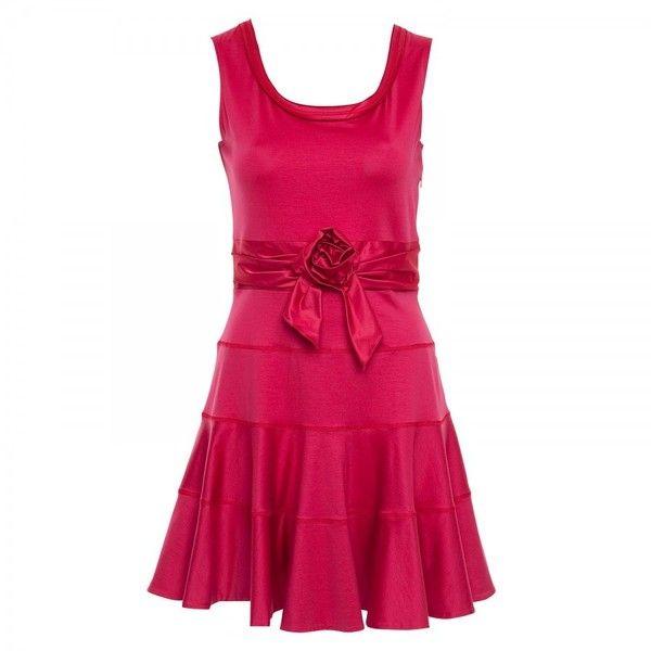 Jersey rose dress $625 @ Harvey Nichols