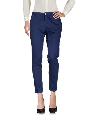 NOYES Women's Casual pants Blue 6 US