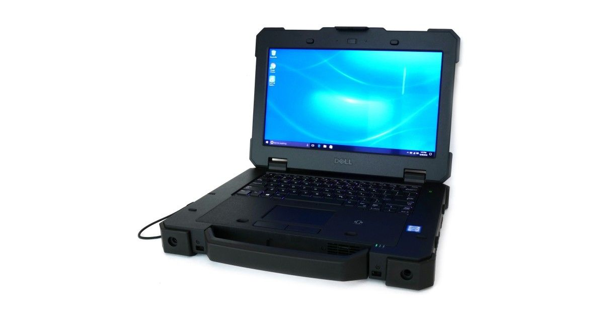 Dell Latitude 14 Rugged Extreme 7414 Laptop Review