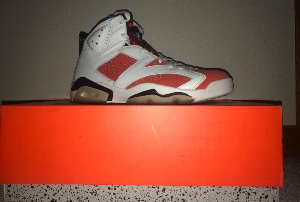 cc95dddaf820 Air Jordan 6 Retro Like Mike gatorade  fashion  clothing  shoes   accessories  mensshoes  athleticshoes (ebay link)