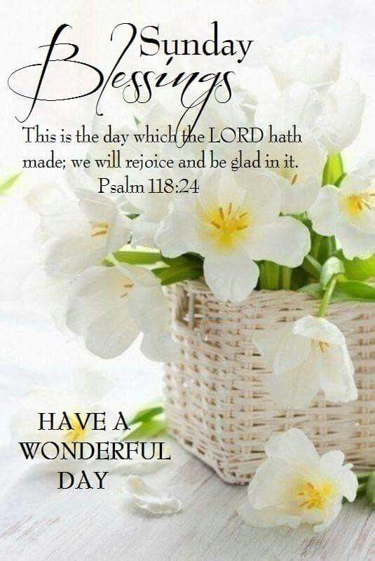 Sunday Blessings Quotes Cool Sunday BlessingsGreetings Pinterest Blessings