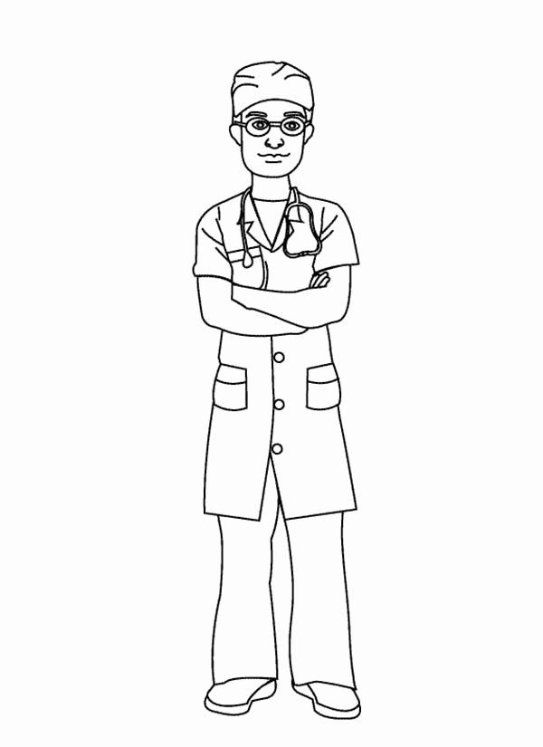Nursing Coloring Books Beautiful Male Nurse Drawing At Getdrawings Coloring Books Nurse Drawing Coloring Pictures