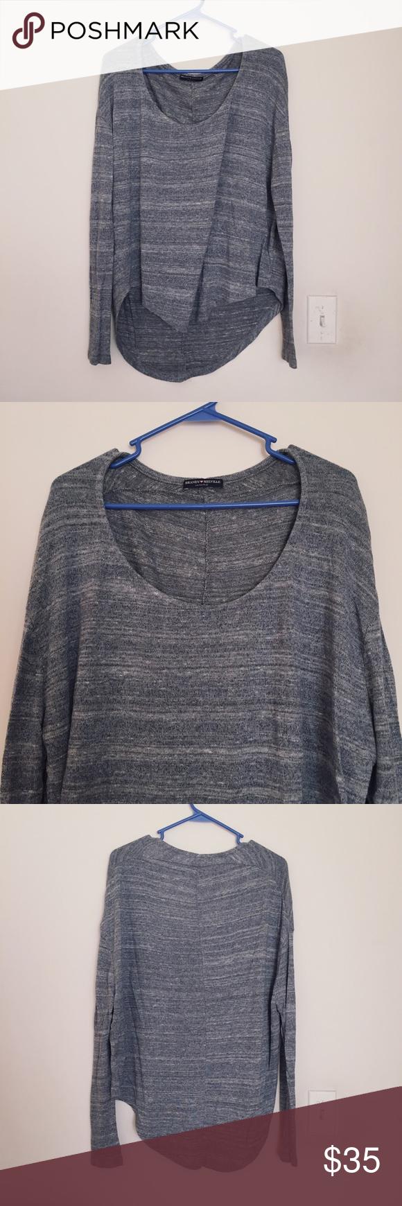 Brandy Melville Oversized Lightweight Sweater | Brandy melville ...