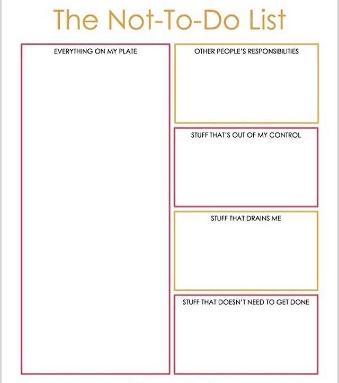 I Need This List Today Repost Julieb Lpcintern