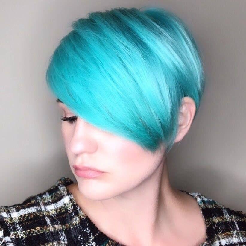 Heißesten Haarfarbe Trends 25 Trend Haarfarben