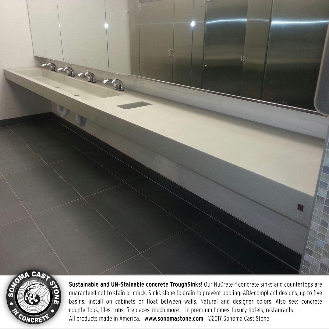 Ordinaire Concrete Countertops, Concrete Sinks And More From Sonoma Cast Stone