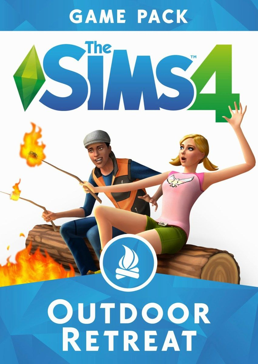 The Sims 4 Outdoor Retreat Free Download Sims 4 Expansions Sims Packs Sims 4 Game Packs