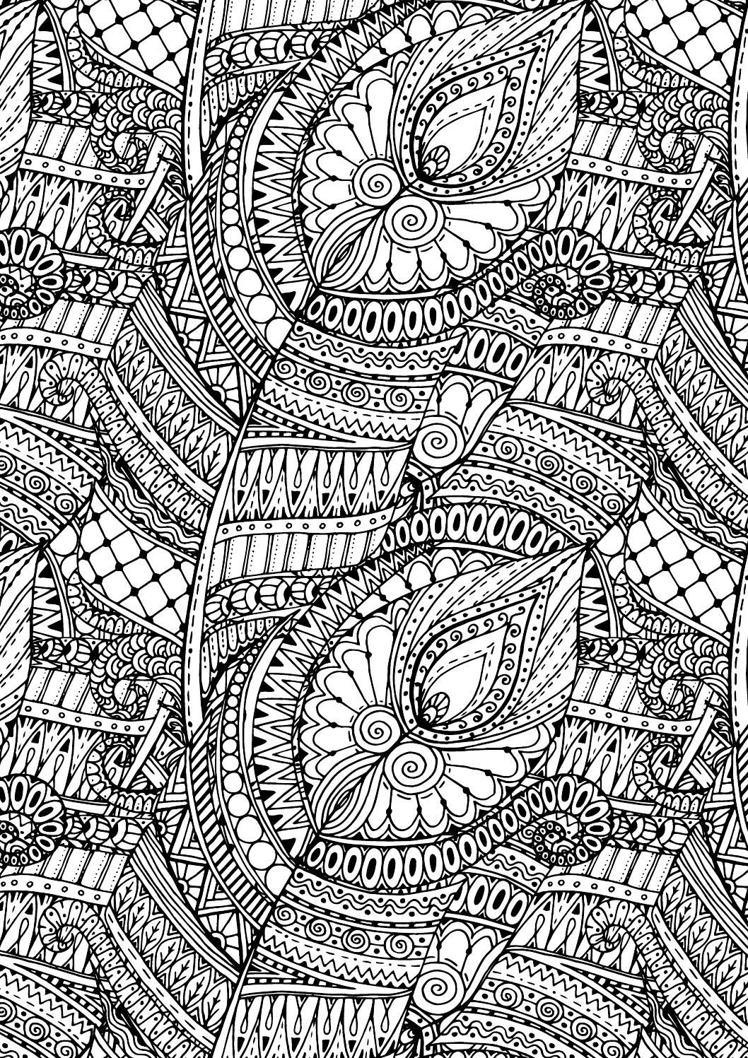 Indiski Rastai Delete Coloring Pages Print
