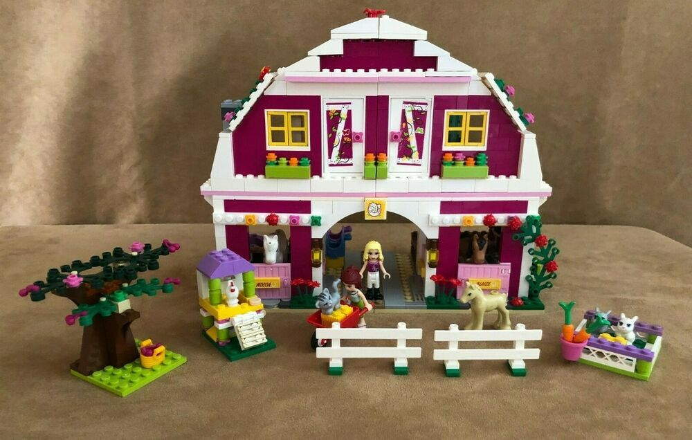 new Lego Friends MiniFigure MIA from the Sunshine Ranch 41039
