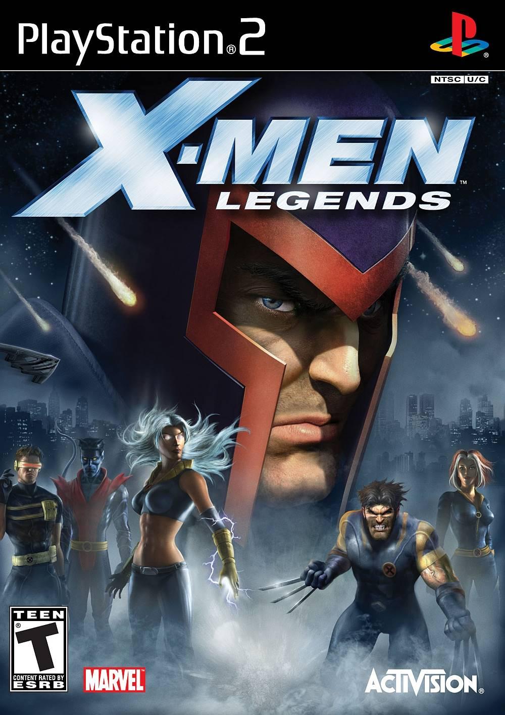 X Men Legends In 2020 Playstation Sony Playstation X Men