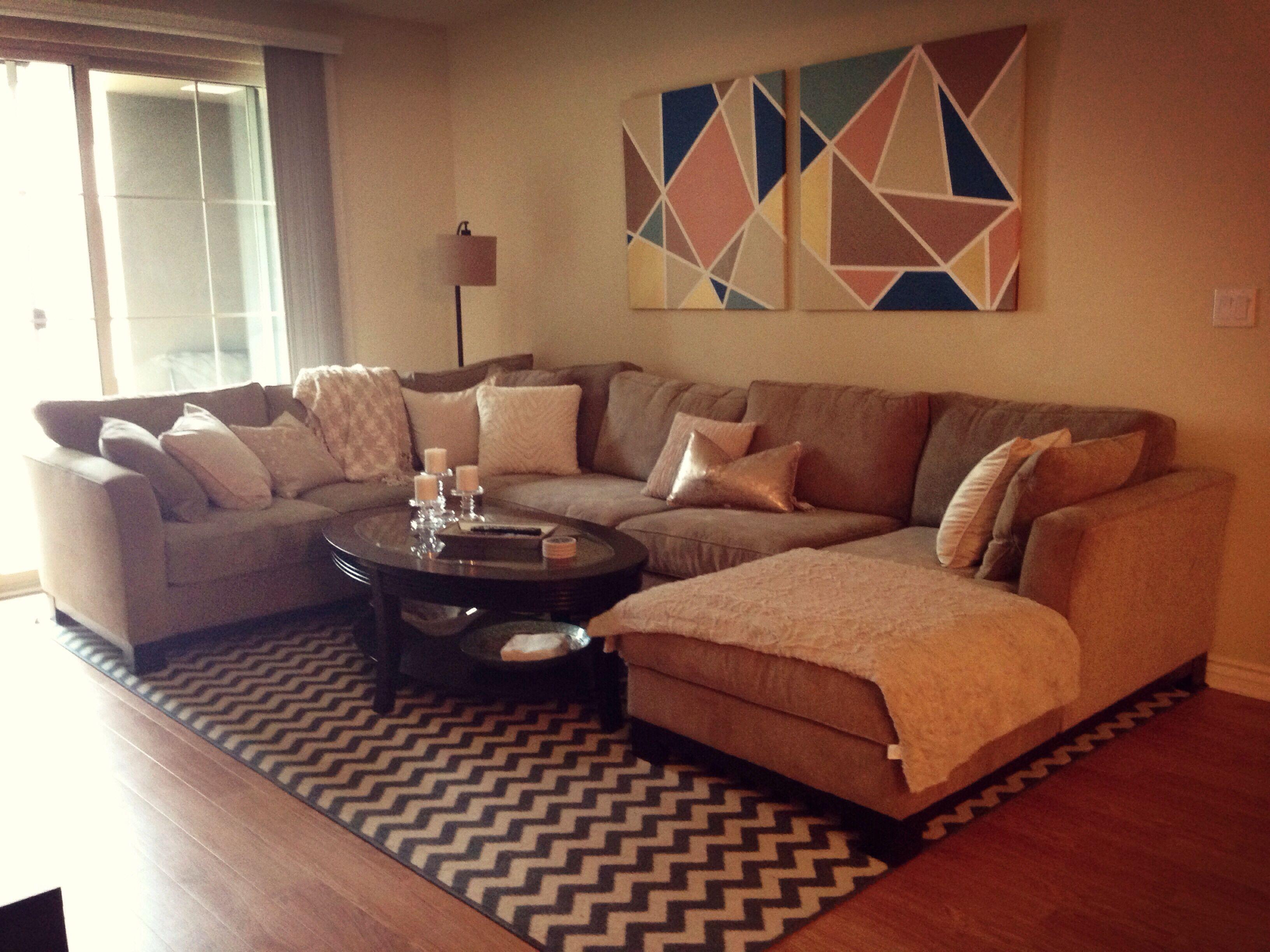 Imaginecozy Staging A Kitchen: Color Meets Cozy, Apartment Decor