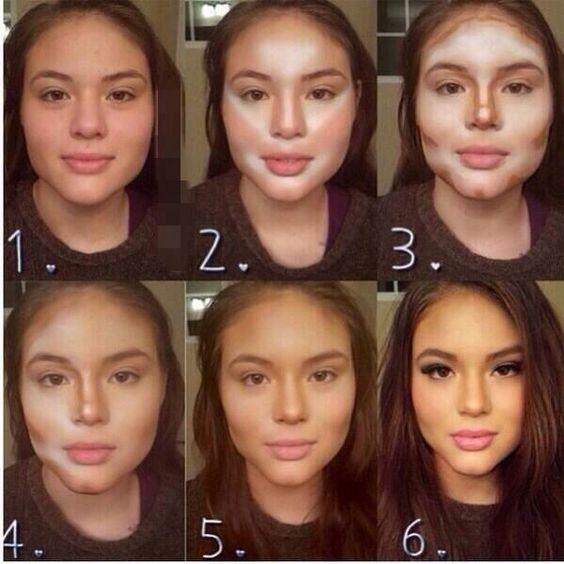 Photo of 17 fotos increíbles que muestran el poder del maquillaje