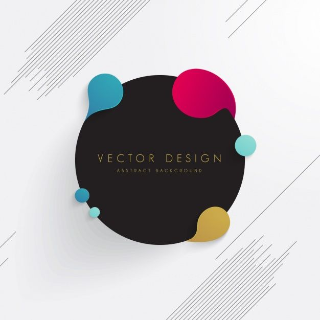 Download Coloured Abstract Background For Free Vector Free