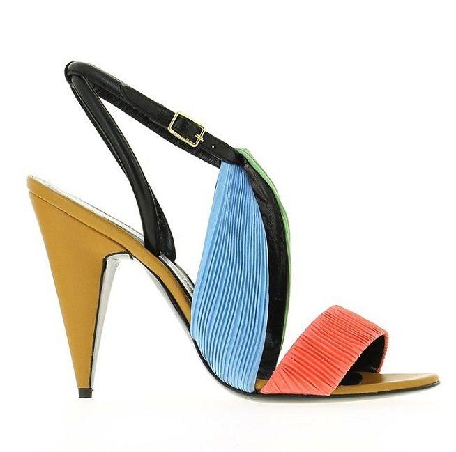 Heeled Sandals Spring/summerPierre Hardy OwZix