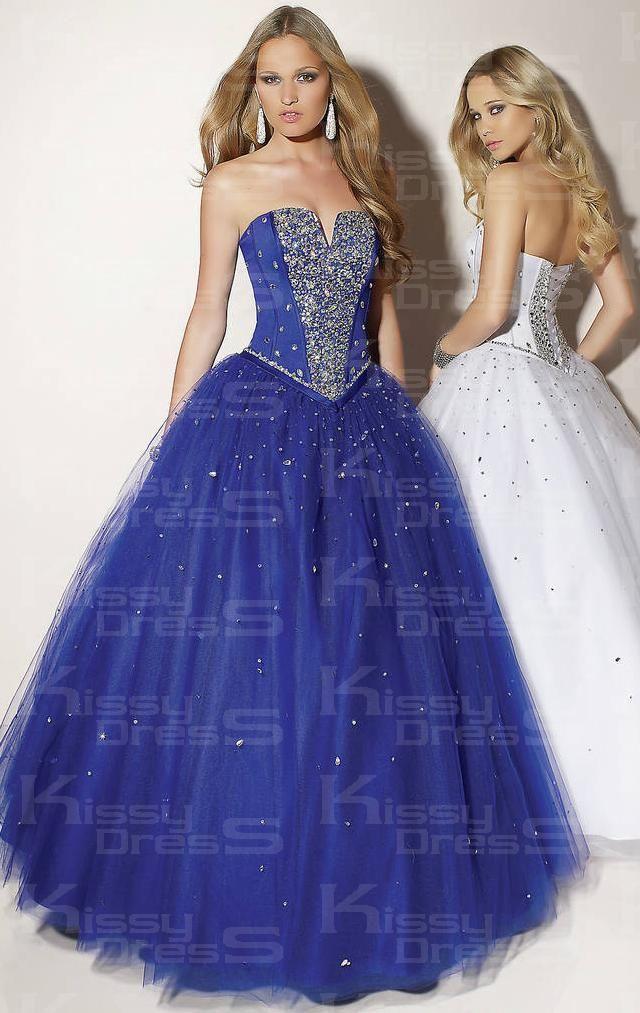 17 Best images about BLUE ballgowns (wedding) on Pinterest | Blue ...